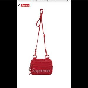 Supreme crossbody bag
